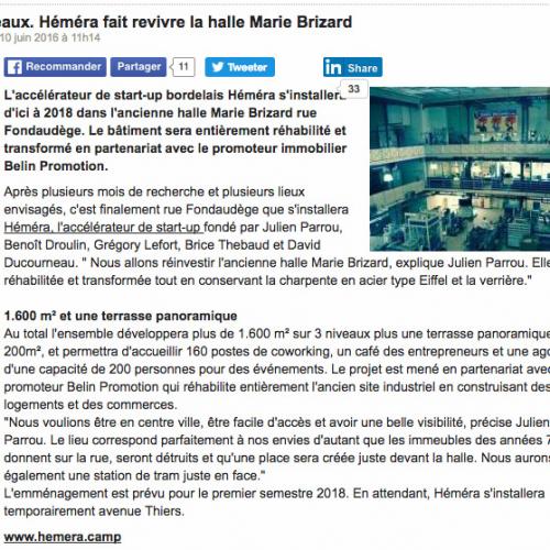 Belin Promotion - lejournaldesentreprises.com - Agence La Cerise