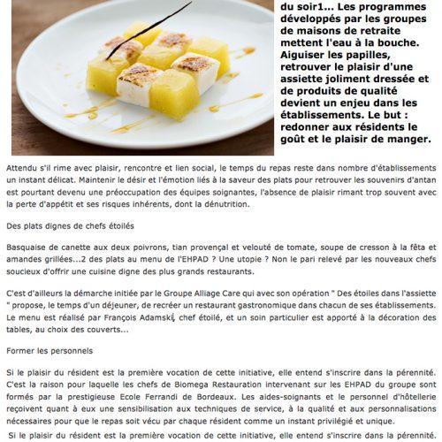 Biomega services - geroscopie.fr - Agence La Cerise