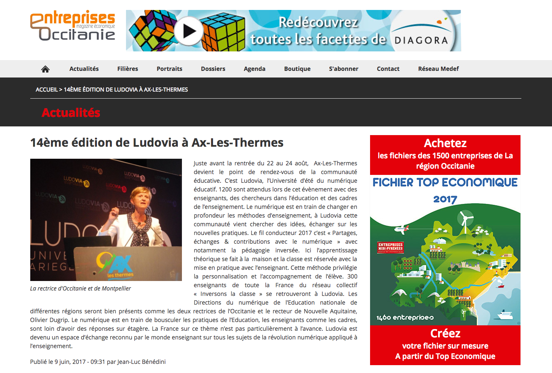 Conseil Départemental de l'Ariège - entreprisesoccitanie.com - Agence La Cerise