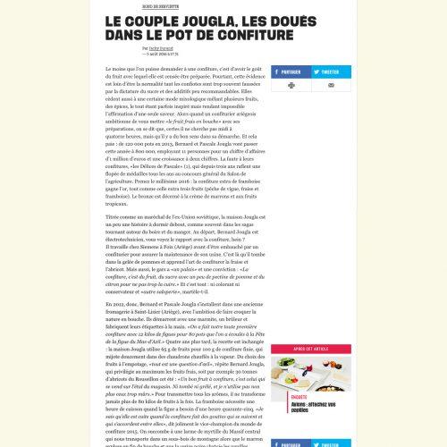 Conseil Départemental de l'Ariège - liberation.fr - Agence La Cerise
