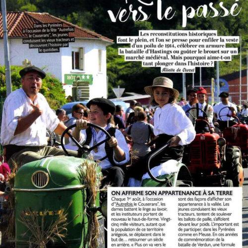 Conseil Départemental de l'Ariège - Santé magazine - Agence La Cerise