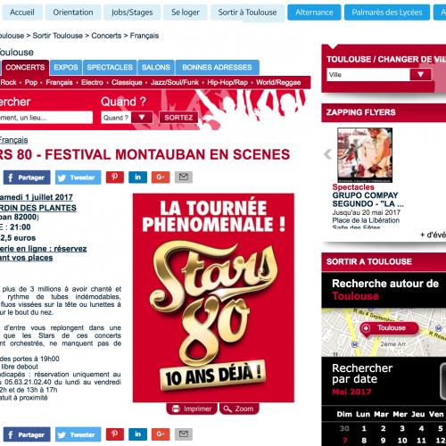 Montauban en Scènes - leparisien.aujourdhui.fr - Agence La Cerise