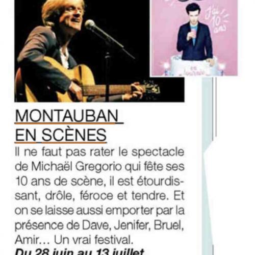 Montauban en Scènes - Modes & travaux - Agence La Cerise